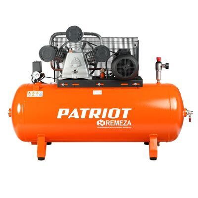 Компрессор PATRIOT REMEZA СБ 4/Ф-270 LB 75 (БЕЛАРУСЬ) 520306365