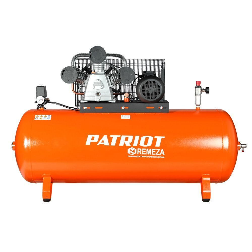 Компрессор PATRIOT REMEZA СБ 4/Ф-500 LB 75 (БЕЛАРУСЬ) 520306370