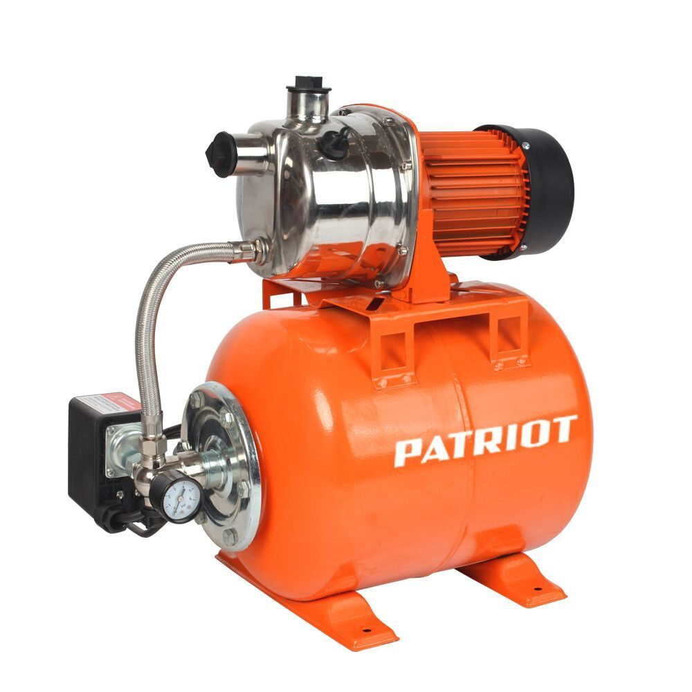 Насосная станция PATRIOT PW 850-24 INOX 315302438